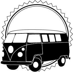 Location conbi van